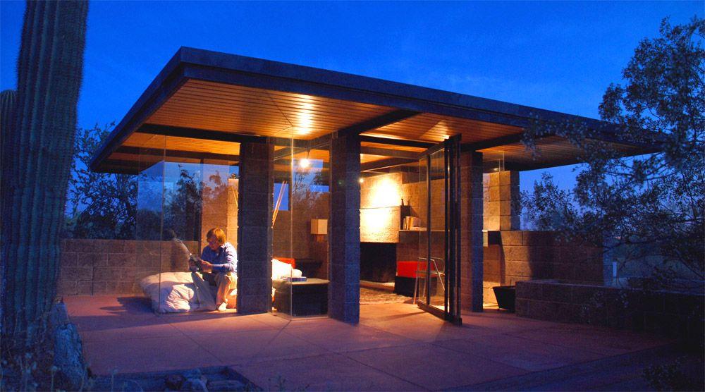 Glass House Architecture Taliesin School Architecture