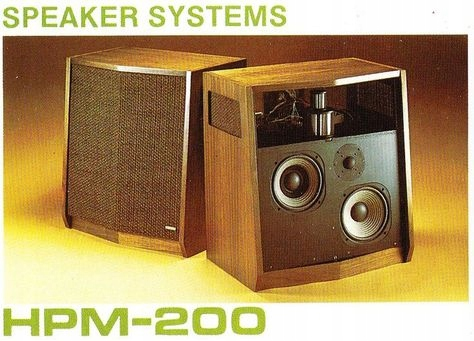 Flagowy Model Pioneer Hpm 200 Usa Nowa Cena 8617032727 Oficjalne Archiwum Allegro Speaker Vintage Speakers Audio System
