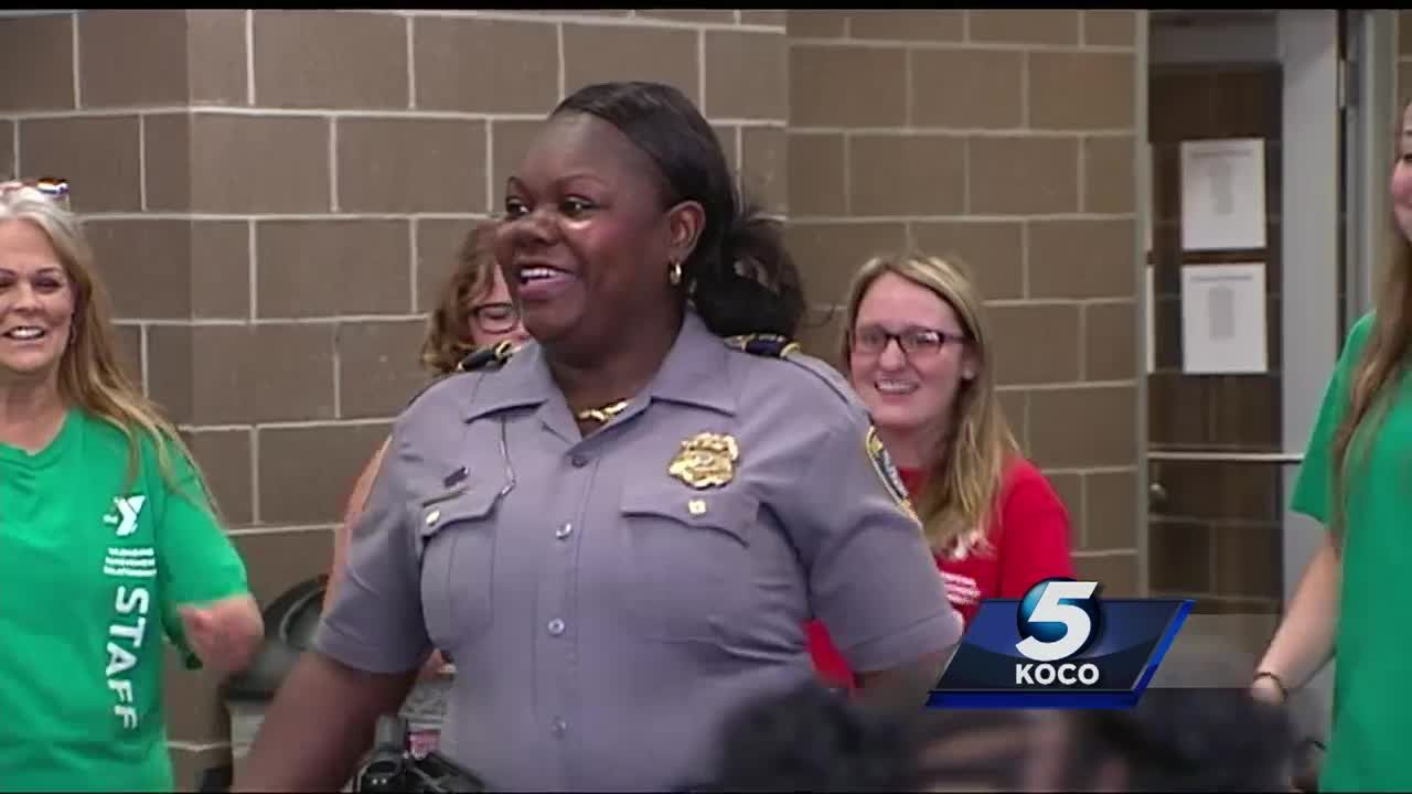 Ocpd Partners With Ymca For Outreach Program Ymca Mens Tops Partners