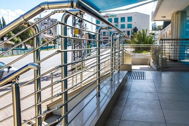 Tips for Maintaining Stainless Steel Handrails