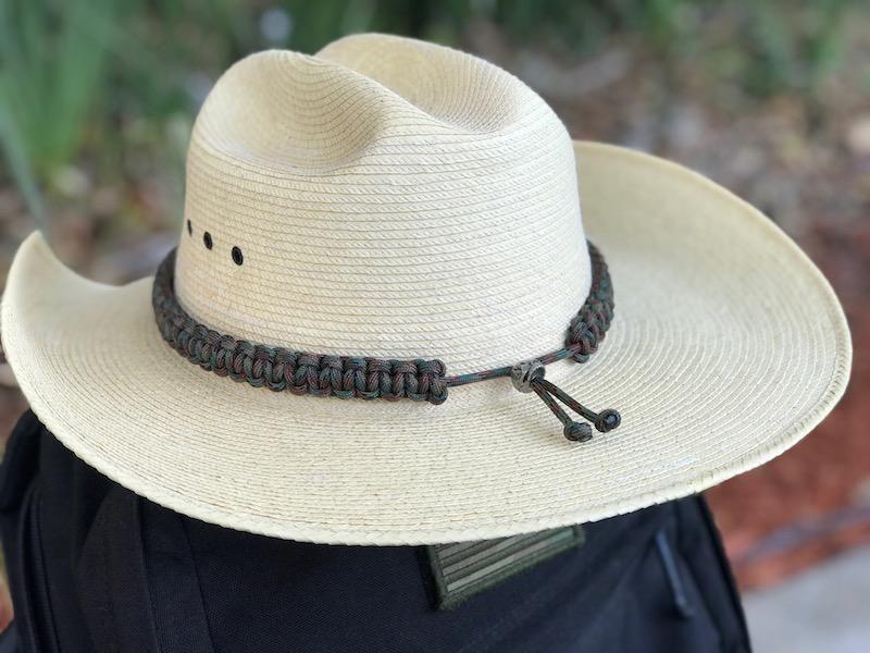 Hat Band Survival Straps Survival Straps Paracord Bracelet Survival Hat Band