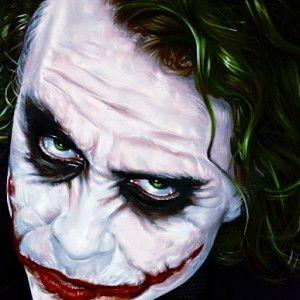 Pin On Joker The Asylum King