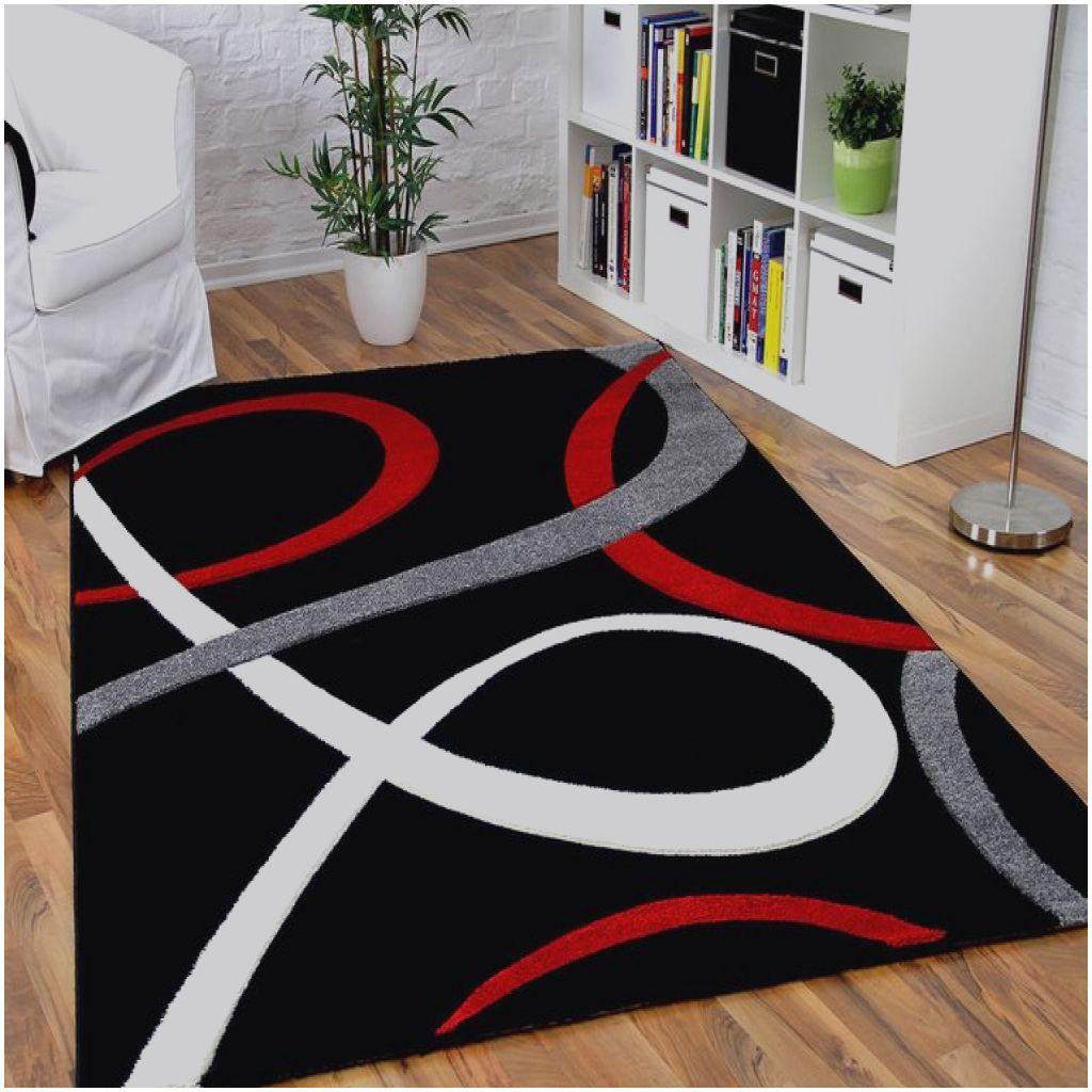 Einzigartige Teppich Grau Rot Schwarz Teppich Grau Rot Schwarz Einzigartige Teppich Grau Rot Schwarz Teppiche Rot Beautiful Hochflor Langflor Wohnzimmer D