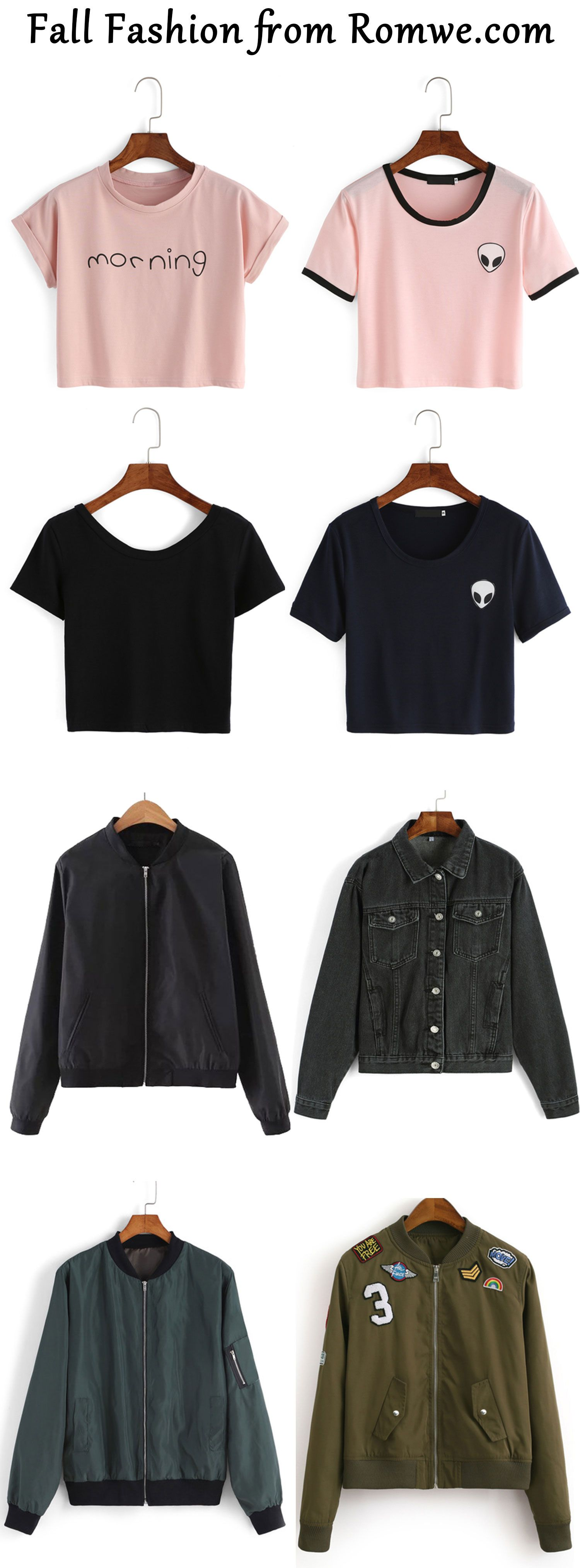 Clothes From Romwe
