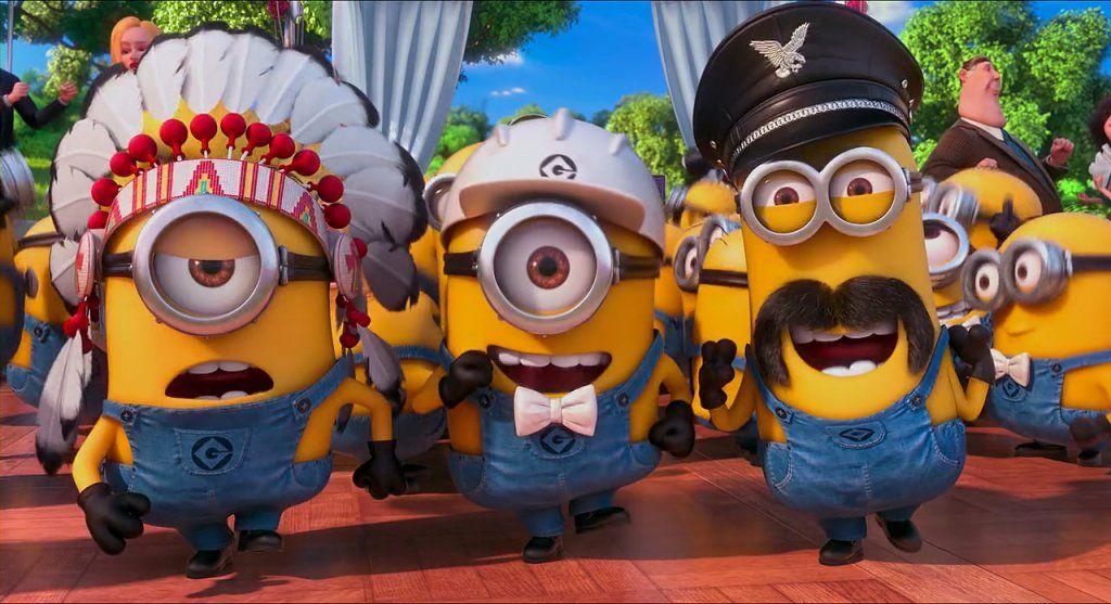 Felicidades Minions Buscar Con Google Minions Minions Funny Minions Love