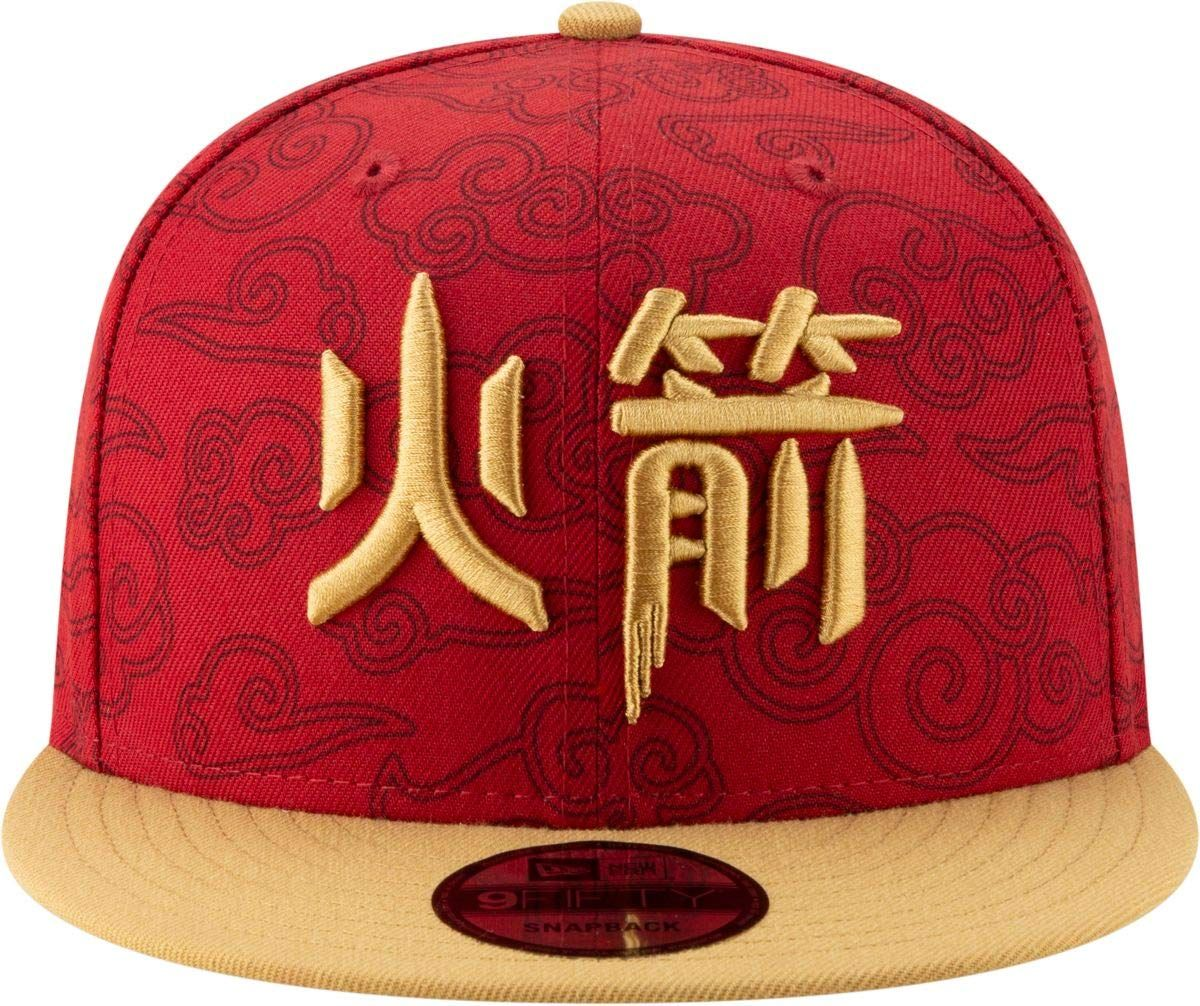 factory price be1b8 1868b New Era Men s Houston Rockets 9Fifty City Edition Adjustable Snapback Hat,   37.00
