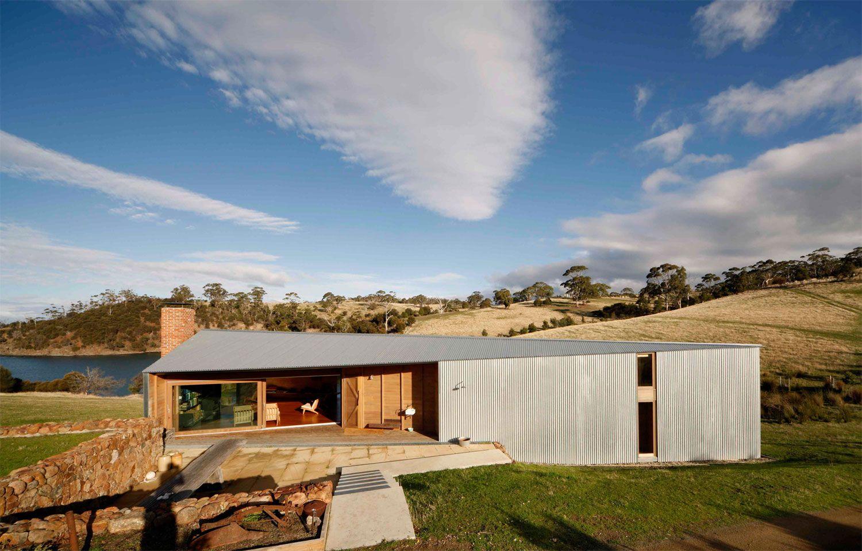 Shearers Quarters by John Wardle Architects. Photography by Peter & Jennifer Hyatt.