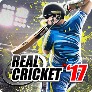 Real Cricket 17 2.7.4 MOD APK Data Unlimited Money games