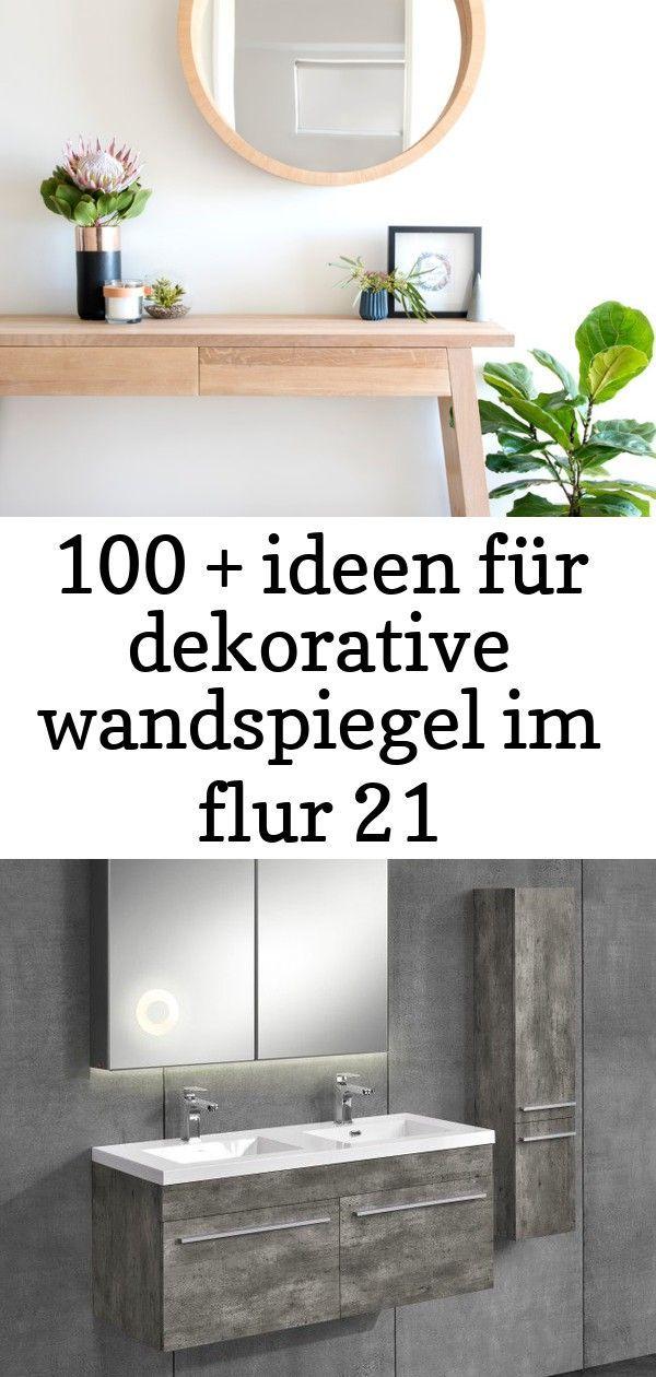 Dekorative Flur Fur Ideen Wandspiegel Dekorative Wandspiegel