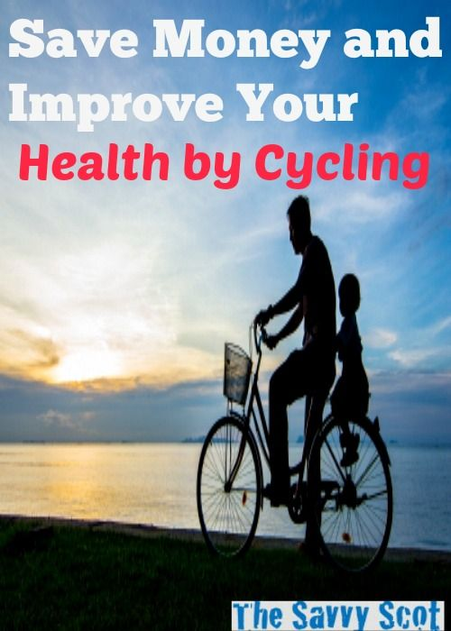 Improve Your Health by Cycling #health #cycling #fitness http://savvyscot.com/save-money-improve-health-cycling/