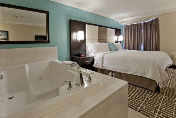 Chambre D Hotel Avec Jaccuzi Interieurs Inspirants Et Vues Splendides Archzine Fr Jaccuzi Interieur Chambre Hotel Et Chambre