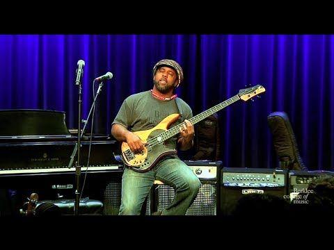 "Victor Lewis, ""Vulnerability"" - Berklee Percussion Festival - YouTube"