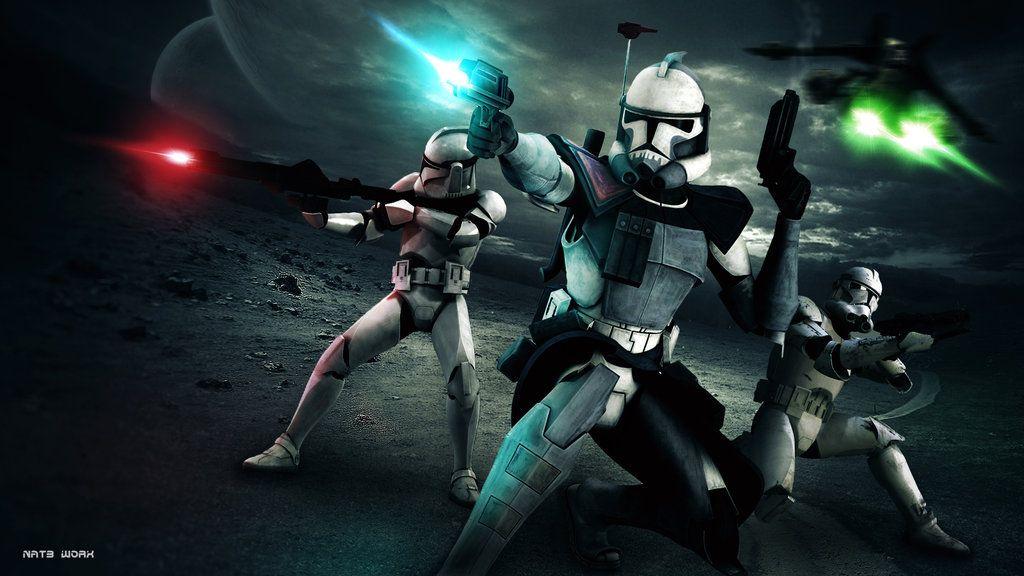 Epic Clone Trooper Wallpaper Google Search Star Wars Trooper Star Wars Clone Wars Star Wars Baby