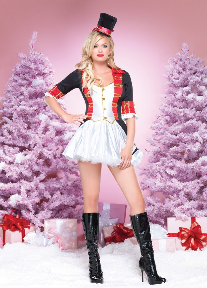 sexy christmas costumes nutcracker soldier fancy dress costume clubwear outfit and toy. Black Bedroom Furniture Sets. Home Design Ideas