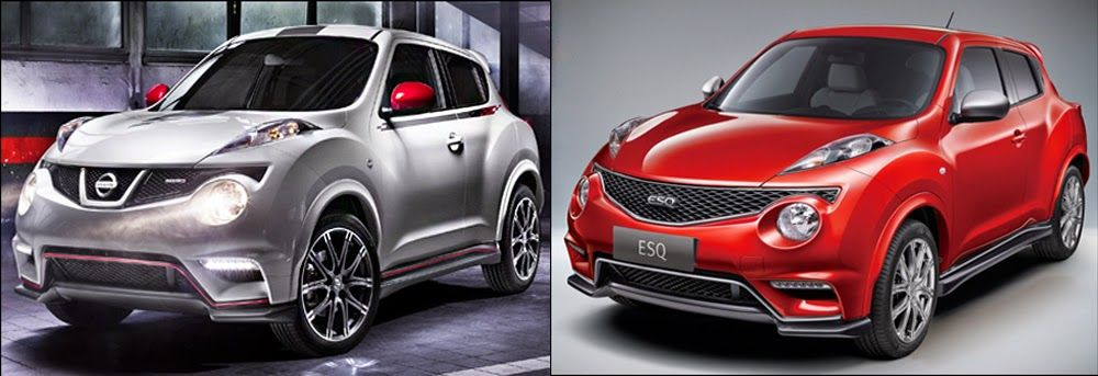 Juke Nismo Renamed As Infiniti Esq For The Chinese Market Infiniti Nissan Juke Nissan
