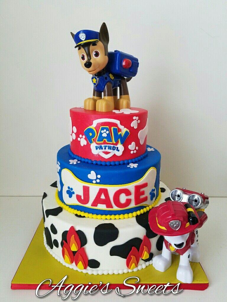 Paw Patrol Birthday Cake Glasgow