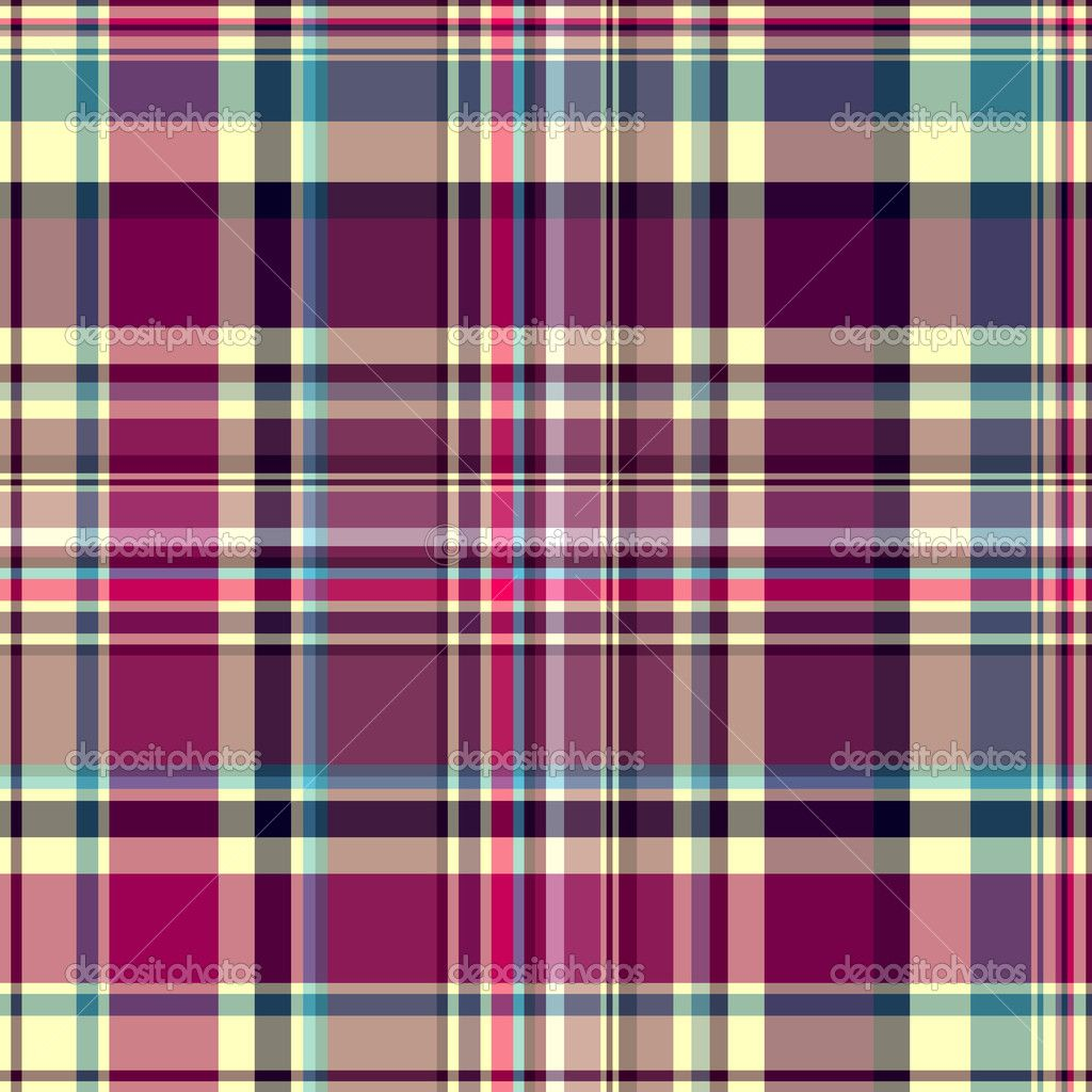 Checkered Pattern Seamless Checkered Pattern Stock