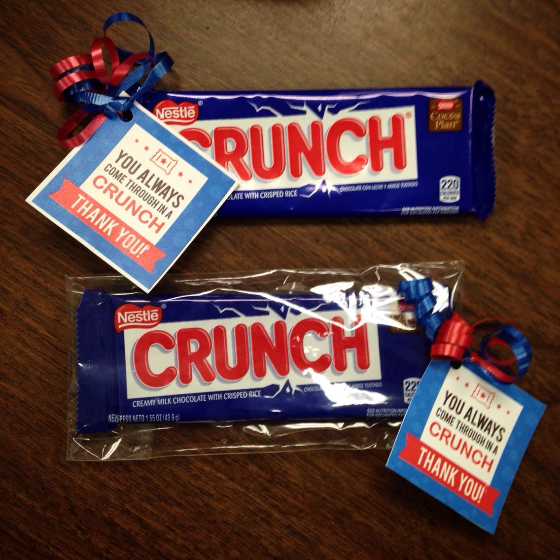 27+ Crunch Chocolate Bar