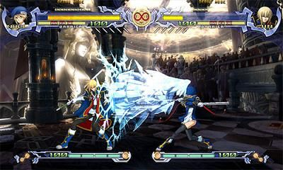BlazBlue: Calamity Trigger Launches on Windows 8 Store | PC
