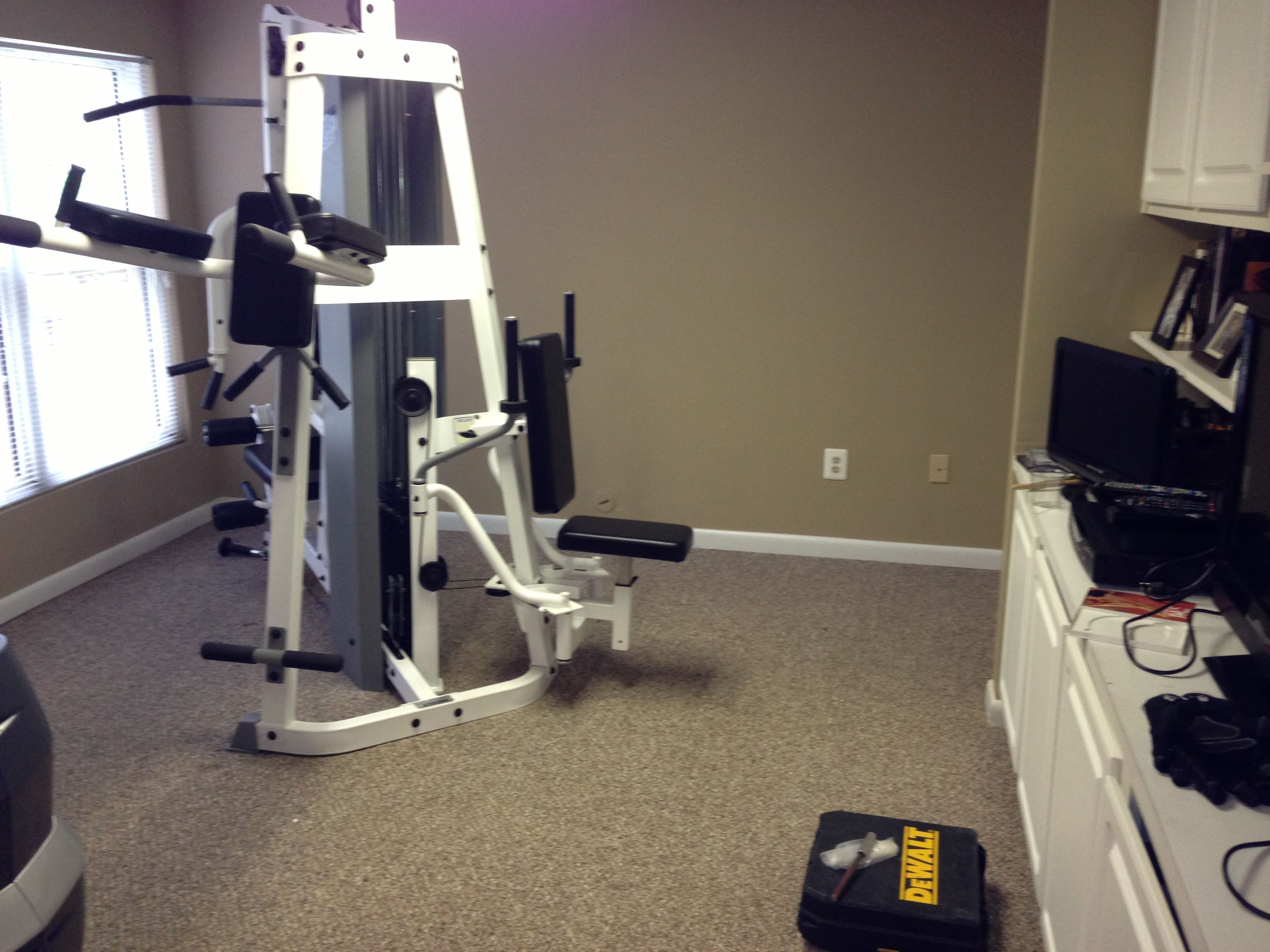 Assembly And Installation Services In Md Dc Northern Va Furniture At Home Gym Installation Home Gym