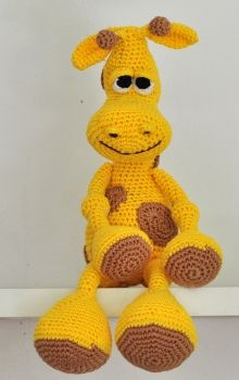 Hippo and Giraffe Amigurumi Free Crochet Pattern (With images ... | 350x220