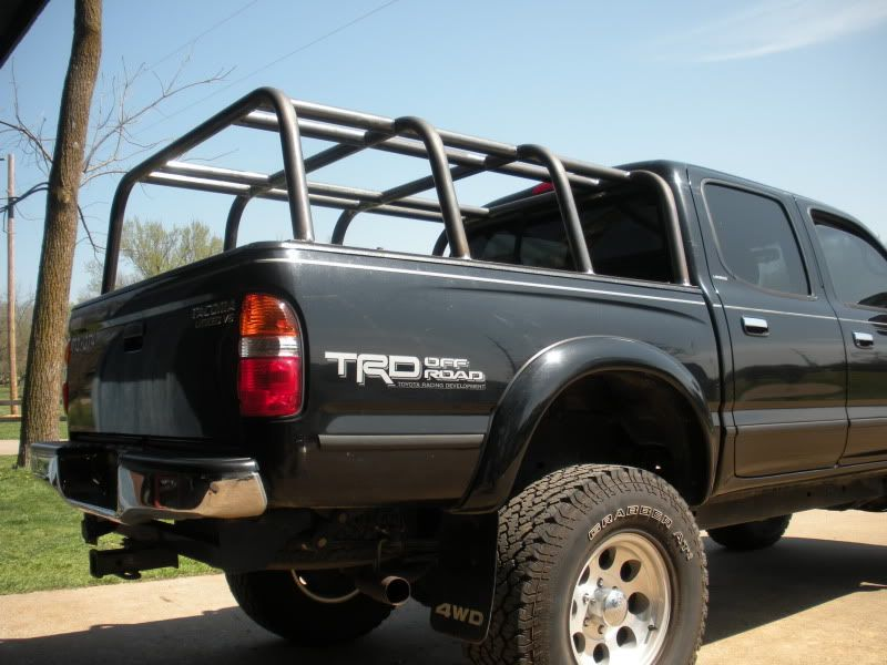 Expedition Bed Rack Build 56k Warning Toyota Tacoma