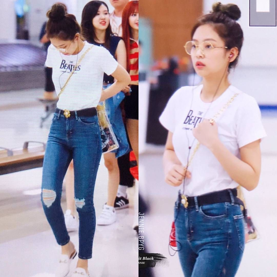 Blackpink Jennie style | BLACKPINK IN YOUR AREA | Pinterest | Blackpink jennie Blackpink and Kpop