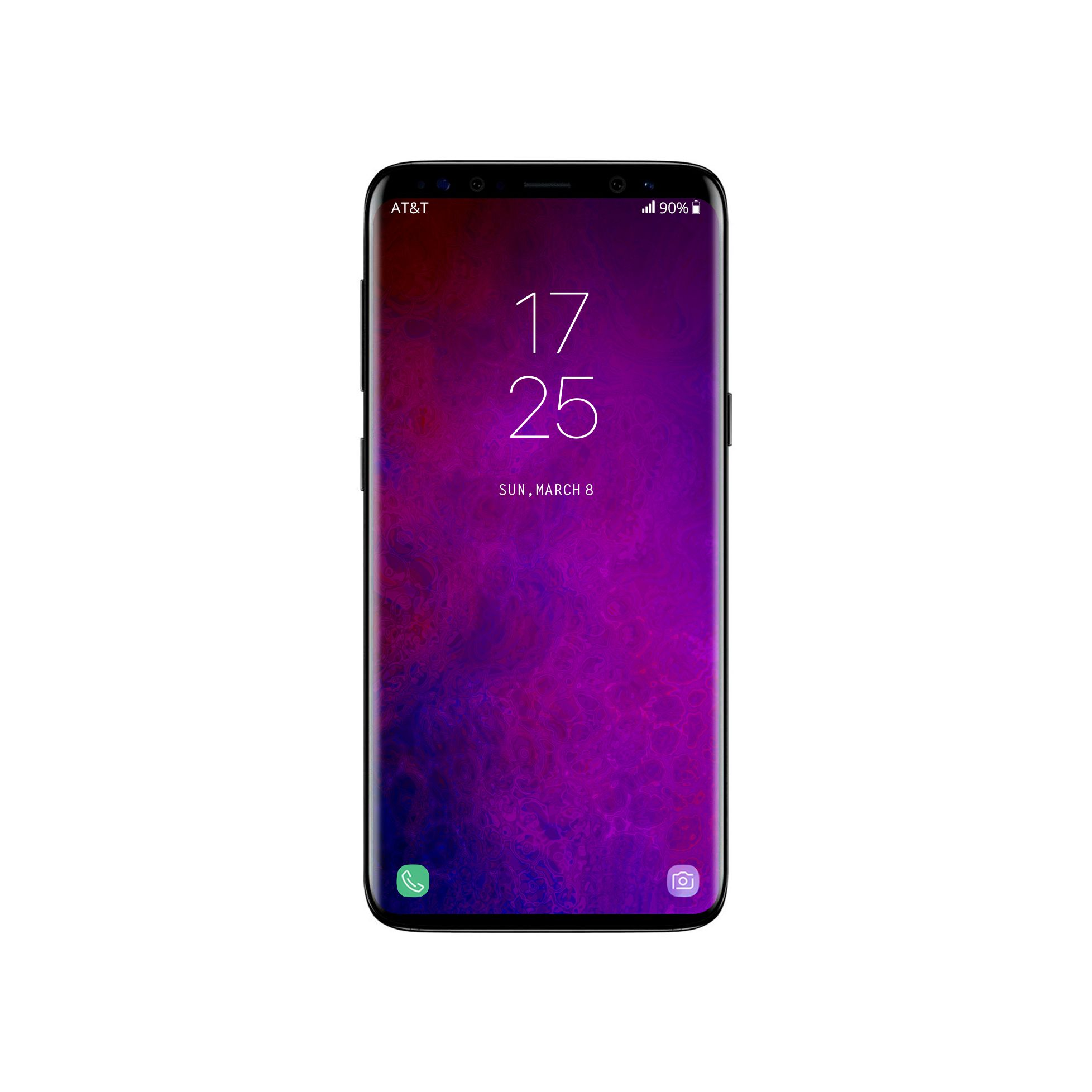 Preludium - Minimalist Wallpaper for #Samsung S8 and #S9