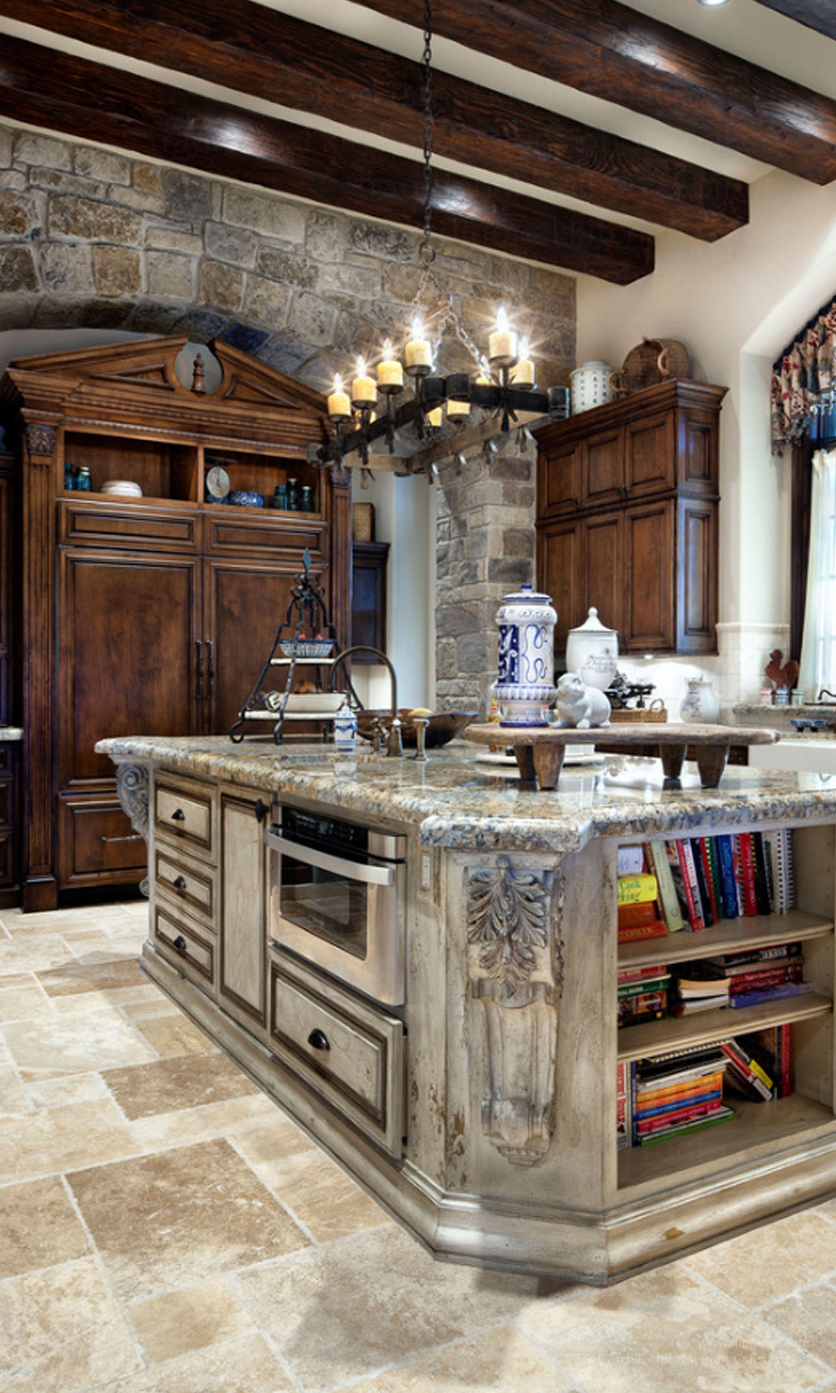 Amazing-20-home-Marvelous-Kitchen-English-Manor-Latest ...