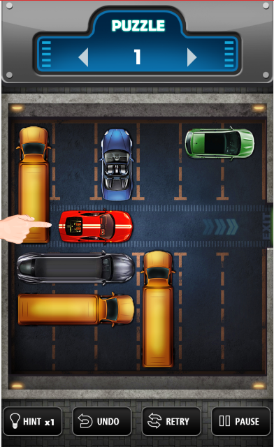 New Car Games is a free Parking and Driving game Unblock