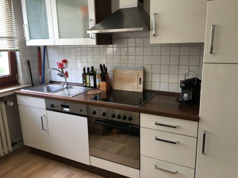 Verkaufen hochwertige, vollausgestattete und sehr gepflegte Küche - k chenzeile mit elektroger ten gebraucht