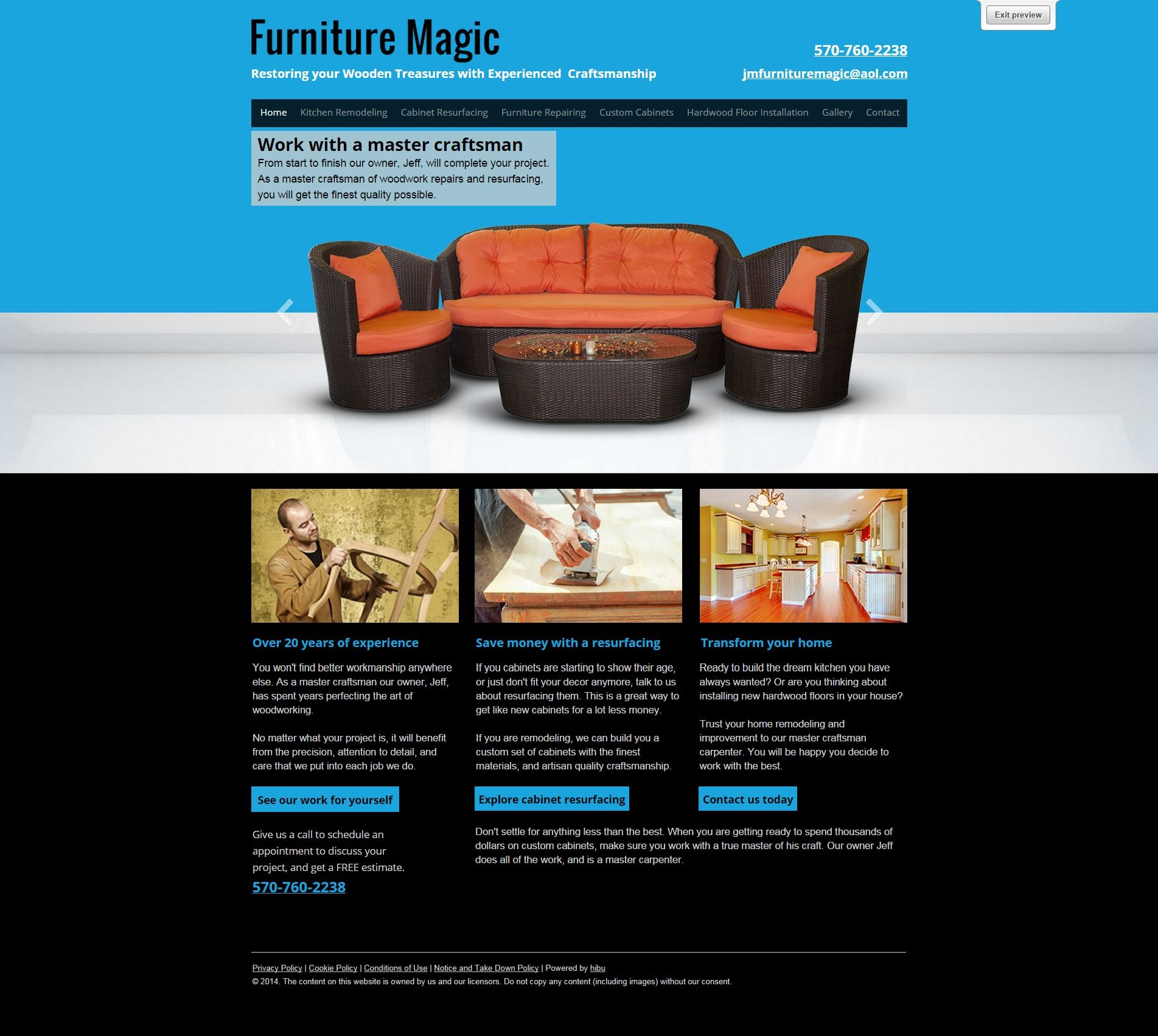 Furniture Web Design Web design, Design, Furniture