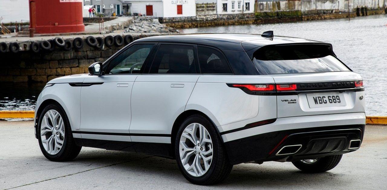 2019 Range Rover Velar Best Compact Suv Range Rover Luxury Suv