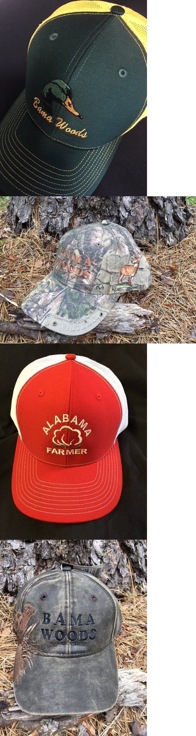 Clothing Shoes and Accessories 36239  Alabama Hat Bama Woods Hunting Cap  Dri Duck Mossy Oak Camo Deer Duck Fish Turkey -  BUY IT NOW ONLY   12 on  eBay! 9b714a643356