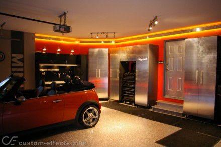 Garage Interiors Custom Garage Interiors Garage Interior