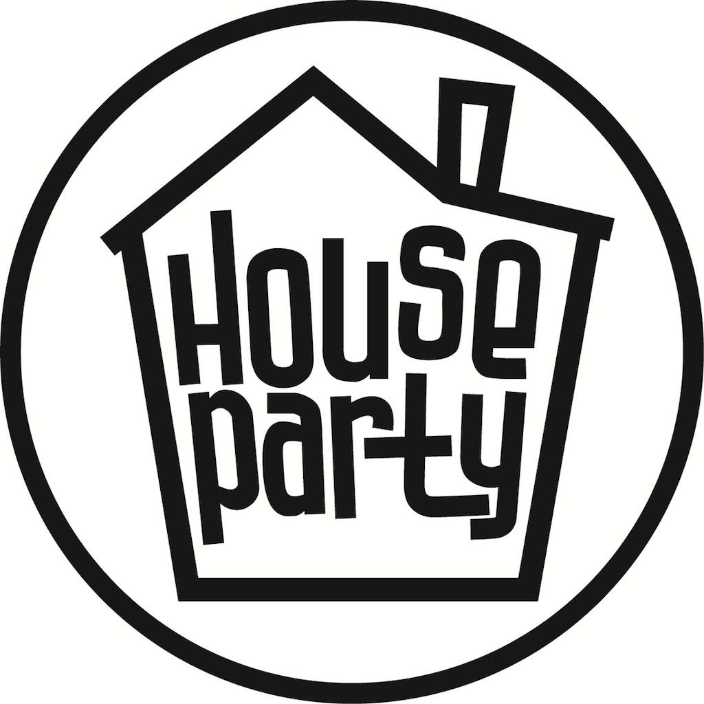 House Party In 2020 Party Logo House Party App Logo