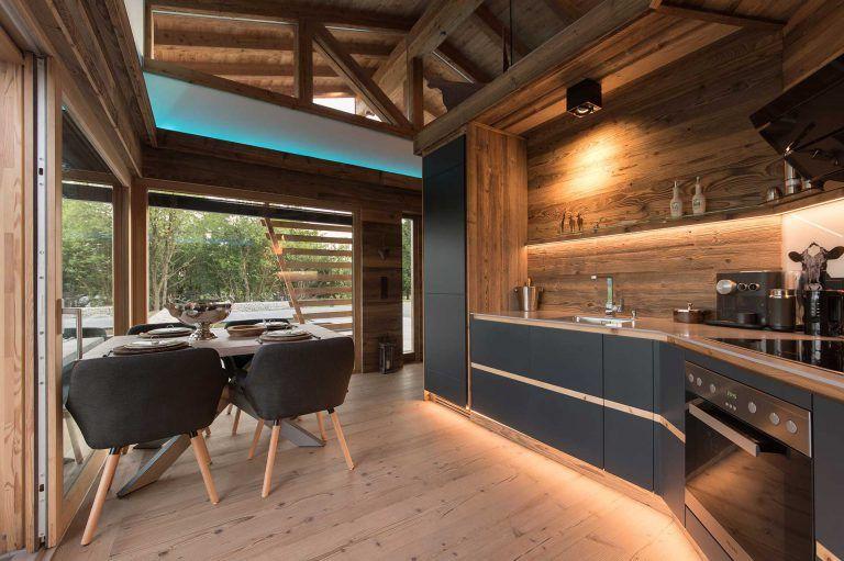 Luxurioses Ferienhaus In Der Eifel Decoration Interieure Chalet Amenagement Maison Cuisine Moderne