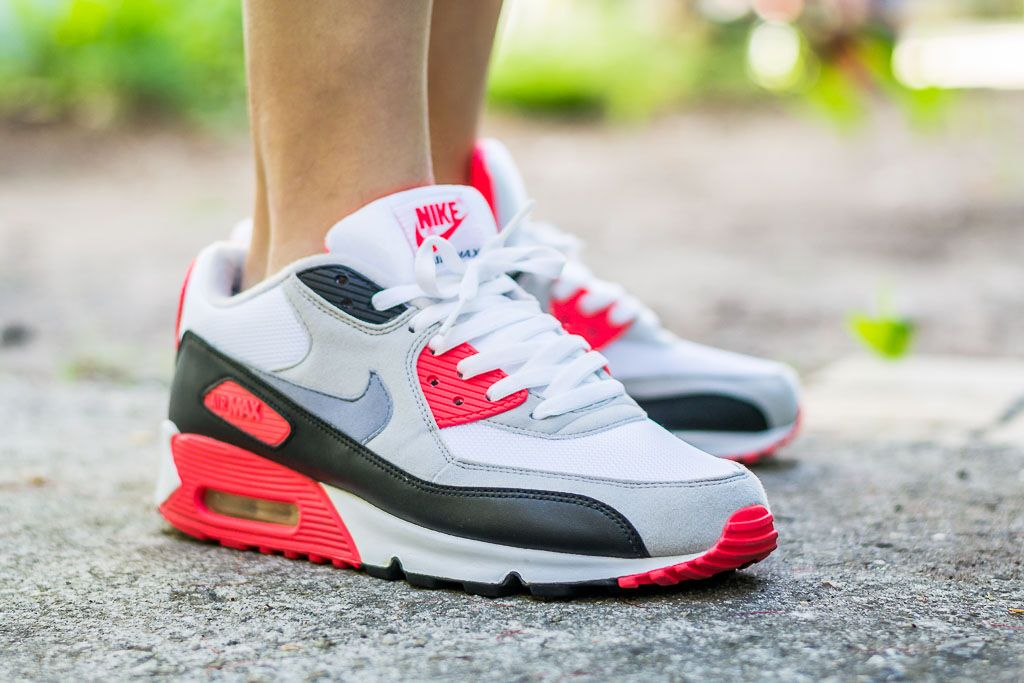 Check out my video review of the Air Max 90 Infrared and find out where to