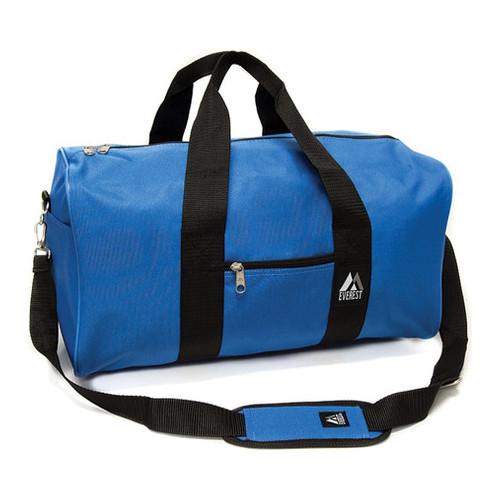 Everest Basic Gear Bag Set Of 2 Bags Zipper Pouch Gym Bag