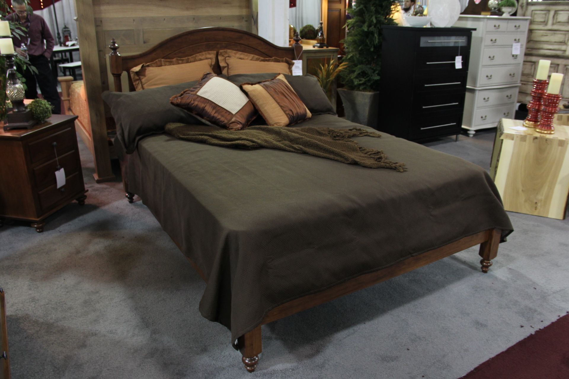 Pin On Celebrating American Made Solid Wood Furniture