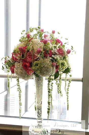 Dallas Wedding Flowers By AntebellumDesign At City Club TX Weddings