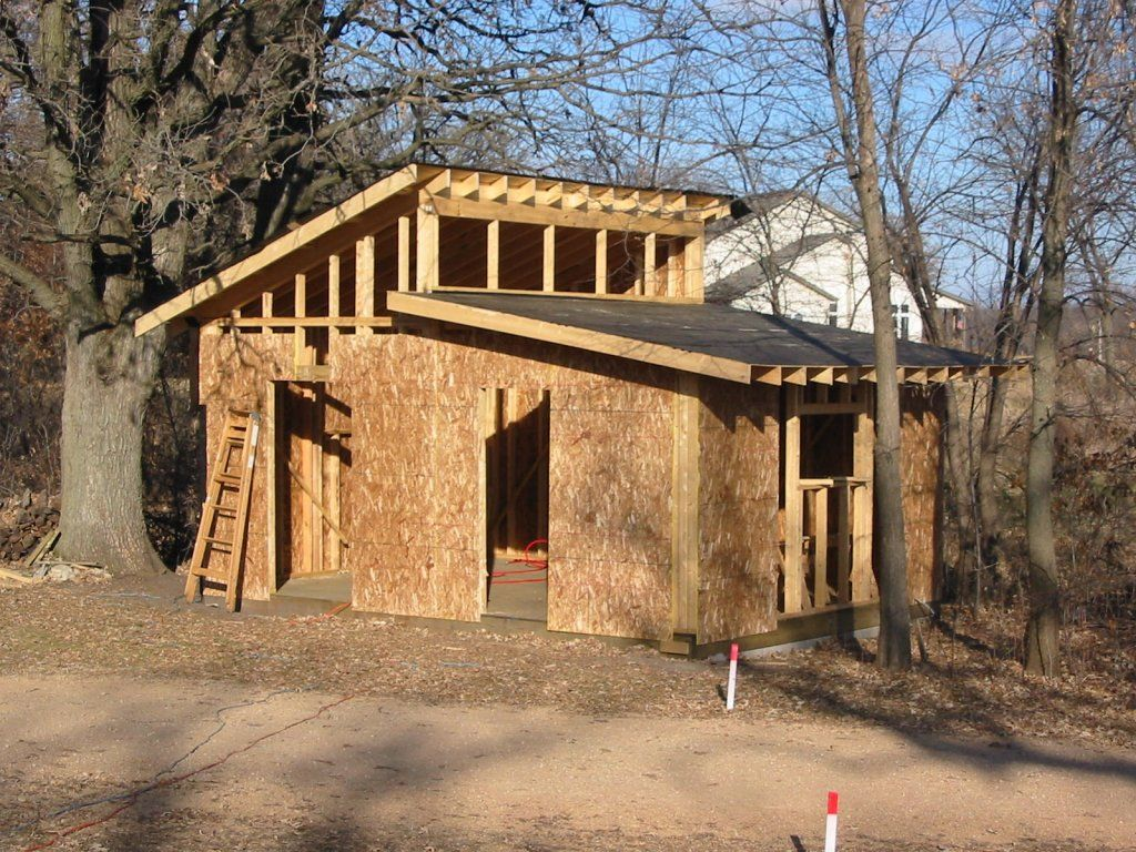 Wonderful How To Build A Shed Roof | Icreatables. Description From Pinterest.com. I