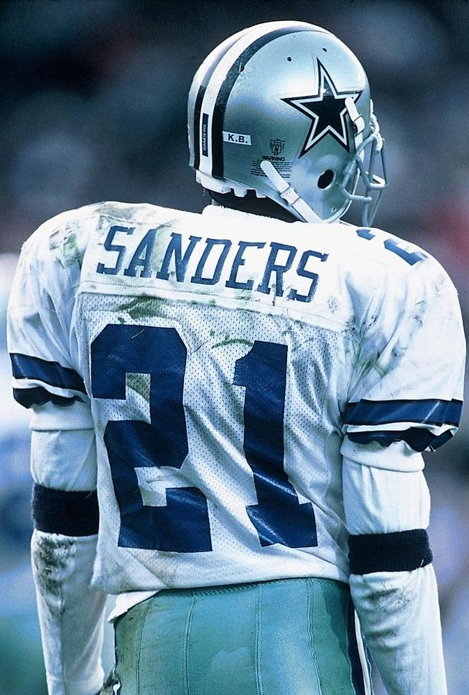 Deion Sanders 21 Dallas Cowboys Cowboysnation Wedemboys Primetime Dallas Cowboys Football Dallas Cowboys Football