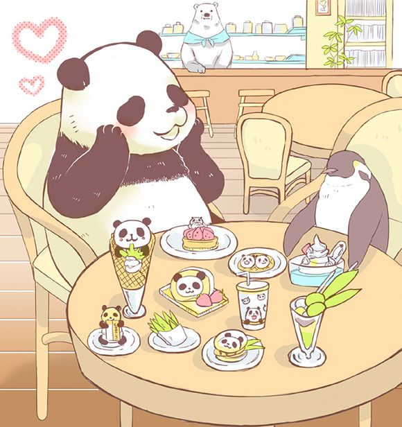 Polar Bear's Cafe (Shirokuma Cafe)