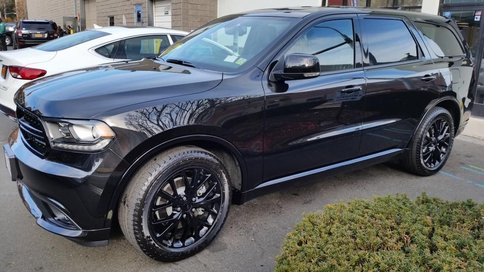 black durango r t 2015 google search car goals pinterest dodge durango vehicle and cars. Black Bedroom Furniture Sets. Home Design Ideas