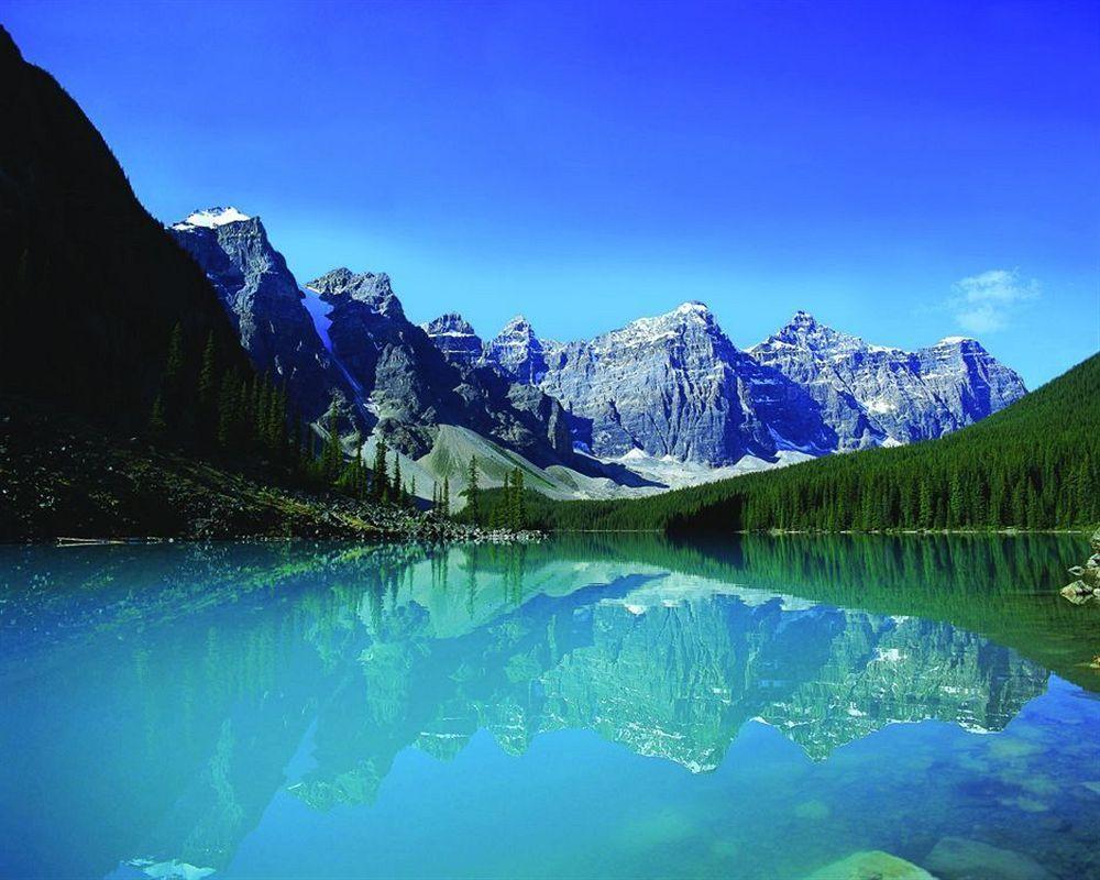 Moraine Lake Lodge Lake Louise Lake Louise Canada A