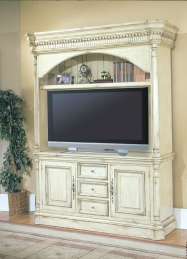 WES 3 Piece Entertainment Center, Parker House, Westminster