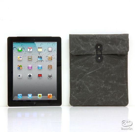 """""""SIWA"""" iPad2 Case Designed by Naoto Fukasawa"""