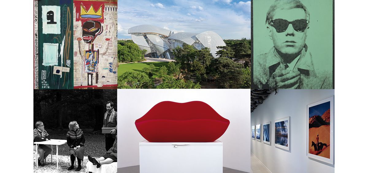 Cette semaine, la Fondation Louis Vuitton dévoile son troisième accrochage. Au programme, pop art et musique, Warhol,  Mozart et Basquiat, de la vidéo et un casting puissamment international.  Une expérience envoûtante et sensorielle à ne pas rater.