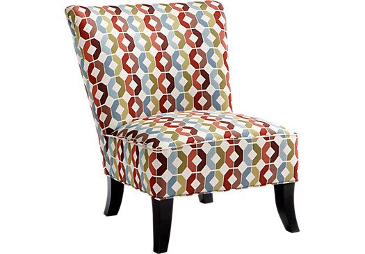 Shop For A Cindy Crawford Home Statesville Carnival Accent Chair